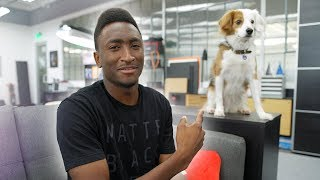 Creator of the Decade? Tech Backpack? Ask MKBHD V25!