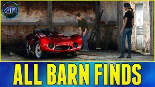 Forza Horizon 2 ALL BARN FIN