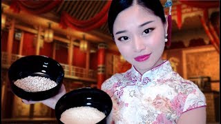 [ASMR] Chinese Skin Clinic Roleplay - Traditional Rice Facial