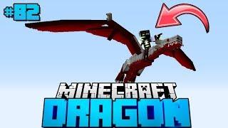 ICH FLIEGE FLAMPINGON?! - Minecraft Dragon #82 [Deutsch/HD]