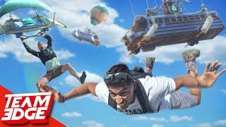 Fortnite | Real Life Battle Royale!!