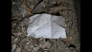 Experts Restoring A Historic Home Found Two 400 Year Old Notes Hidden Beneath The Floor boards