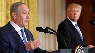 Netanyahu Laughs At Trump