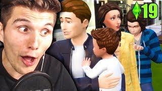 Wir ziehen in ein NEUES Haus ☆ Sims 4