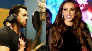 Salman Khan & Iulia Vantur To Be Seen In A Music Video Together? | Bollywood News