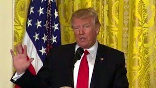 Full video: President Trump