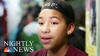 Inspiring America: Hometown Hero Turns Family Bar Into Safe Haven For Kids | NBC Nightly News