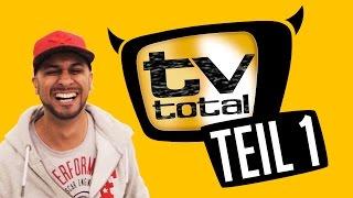 JP Performance -  TV TOTAL Anreise | Teil 1
