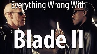 Everything Wrong With Blade II In 12 Minutes Or Less