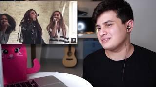 Vocal Coach Reaction to Little Mix Best Live Vocals