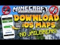 How to INSTALL MAPS/ADDONS on iOS! | No ...mp3