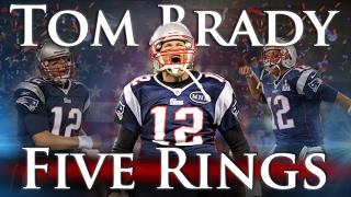 Tom Brady - Five Rings