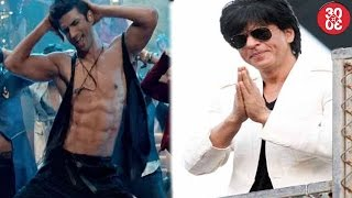 Sushant To Flaunt His Body In Drive | Shahrukh Crosses 25 Million Followers On Twitter