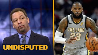 Chris Broussard reveals what it will take to keep LeBron in