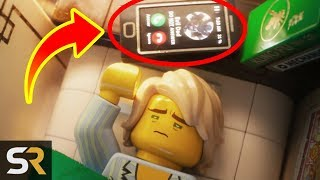 10 LEGO Ninjago Movie Easter Eggs You Didn