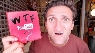 WTF YouTube? taking away monetization???