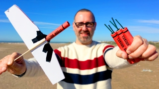How To Make A Rocket Powered Plane DIY