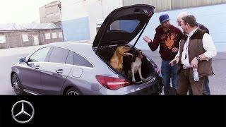 Mit JP Performance den CLA Shooting Brake von Mercedes-Benz erleben.