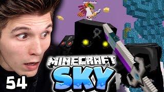 WARNUNG AN DEN GRIEFER! & UNSTERBLICHEN WITHER ERSCHAFFEN! ✪ Minecraft Sky #54 | Paluten