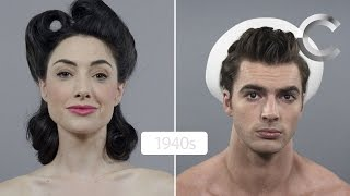 100 Years of Beauty: USA (Nina & Samuel) Side by Side