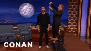 Starlee Kine & Conan Crack The Mystery Of Jake Gyllenhaal