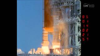 Space Shuttle Slow Motion Footage in HD