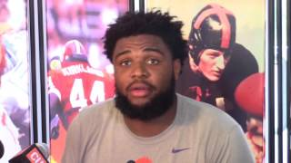 TigerNet.com - Christian Wilkins on facing GT might be more mental than physical