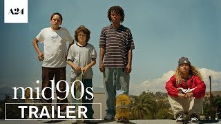 Mid90s | Official Trailer 2 HD | A24