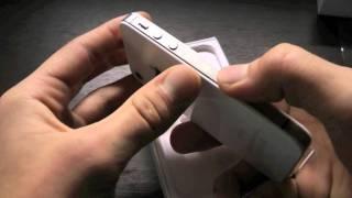 Apple iPhone 4S 32GB Unboxing