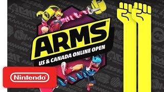 ARMS US & Canada Online Open - Semifinals