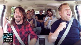 First Look: Foo Fighters Carpool Karaoke