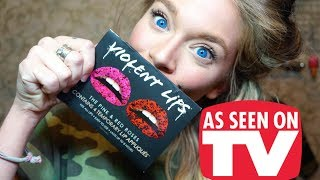 VIOLENT LIPS- DOES THIS THING REALLY WORK?