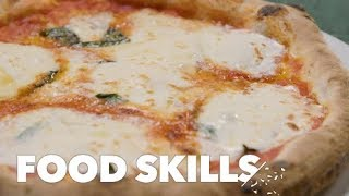 What Is Salerno-Style Pizza? | Food Skills