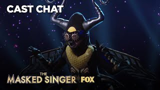 You Won't Believe Who Is Under The Bee Mask!   Season 1 Ep. 10   THE MASKED SINGER