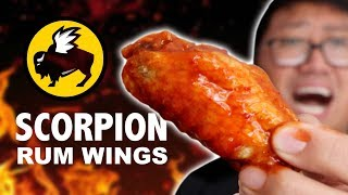 DIY SCORPION PEPPER WINGS - JP SWEAT ALERT