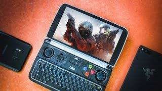 This is a Handheld Gaming PC