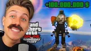 GTA 5 Online: WIR KAUFEN ALLES ! 100.000.000$ - Doomsday Heist DLC