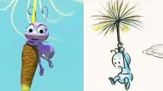 "A Bugs Life Side-By-Side : ""Dots Rescue"" 
