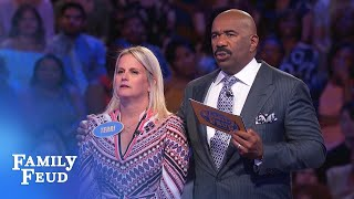 Daly Fast Money! | Family Feud
