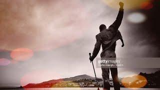 Freddie Mercury Last moments on camera!!!