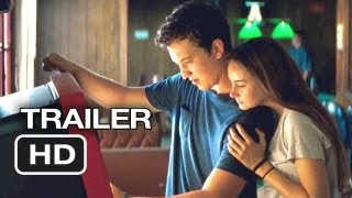 The Spectacular Now TRAILER 1 (2013) - Shailene Woodley, Miles Teller Movie HD