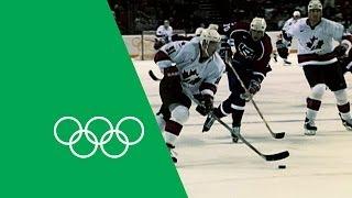 Canada v USA - Highest Scoring Game In Men
