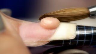 Beginners Acrylic Nails: Liquid To Powder Ratio