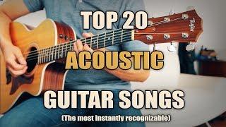 Top 20 Best Acoustic Songs   Intros
