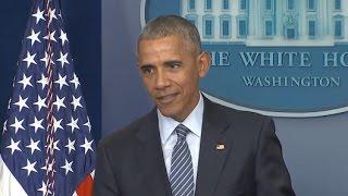 Obama Final Press Conference of 2016