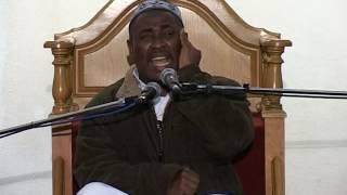 Amazing recital of blind Qari - Abu Bakr Shamaaz