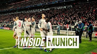 Inside Munich: Bayern 1-3 Liverpool | An incredible night at the Allianz