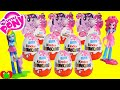 My Little Pony Kinder Surprise Eggs with...mp3