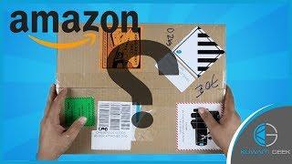 الـ  Mystery Unboxing | فتح الصندوق الضخم الي وصلني من Amazon  !!!!