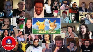 Live Reactions: Pokémon Let